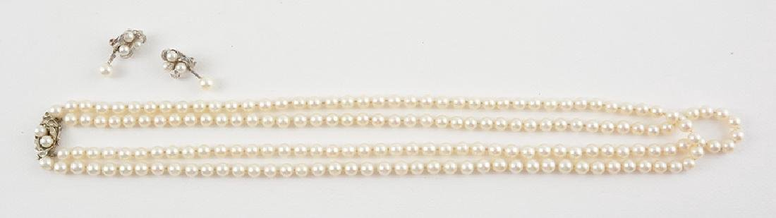 18K GOLD, 14K GOLD, PEARLS AND DIAMONDS