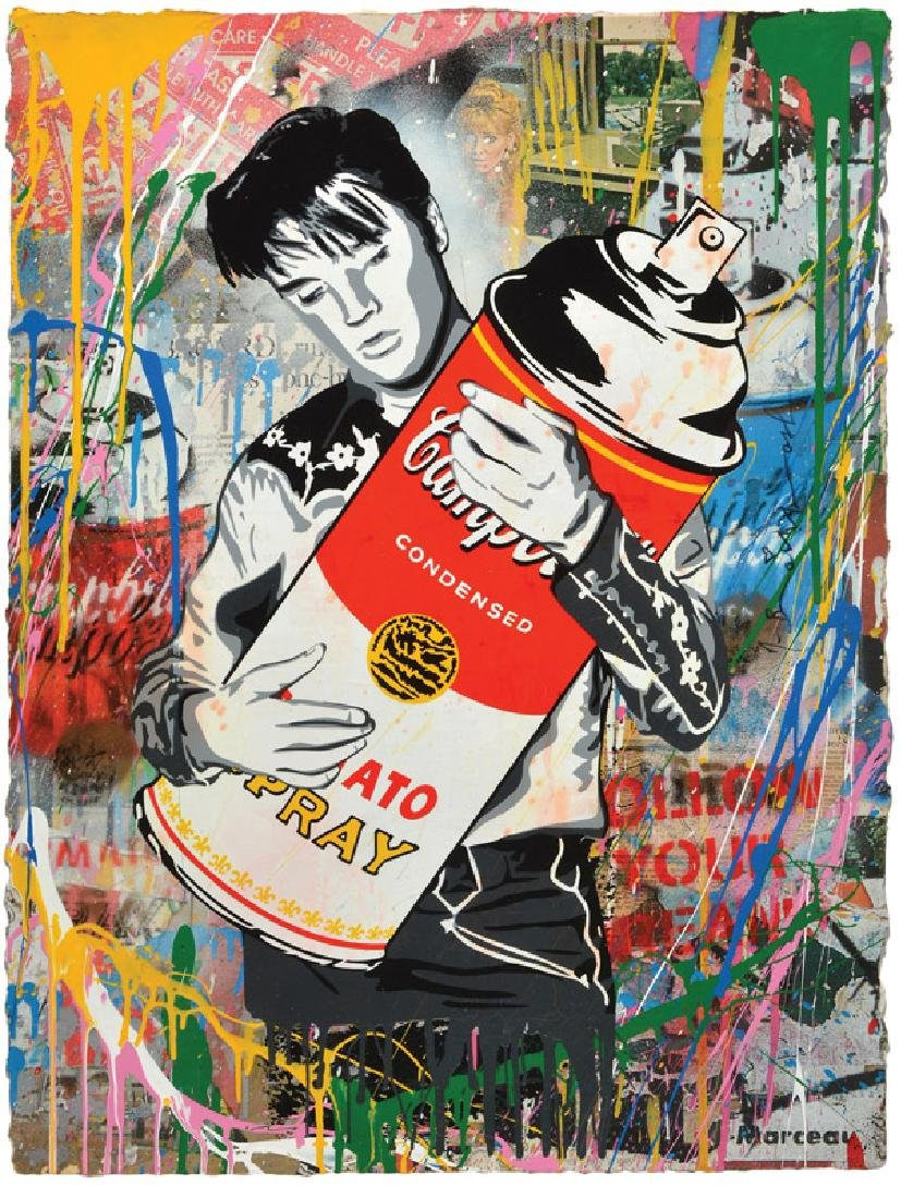 MR BRAINWASH (Thierry Guetta, dit) (1966)