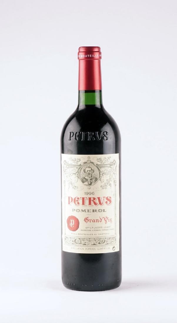 Château Pétrus 1996 - 1 bouteille