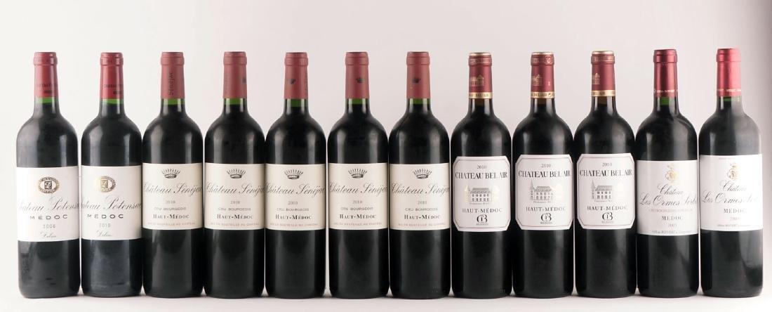 Sélection de Vins de Médoc et de Haut-Médoc - 12