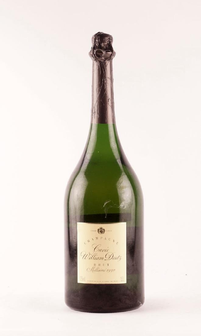 Champagne Deutz Cuvée William Deutz 1990 - 1 magnum