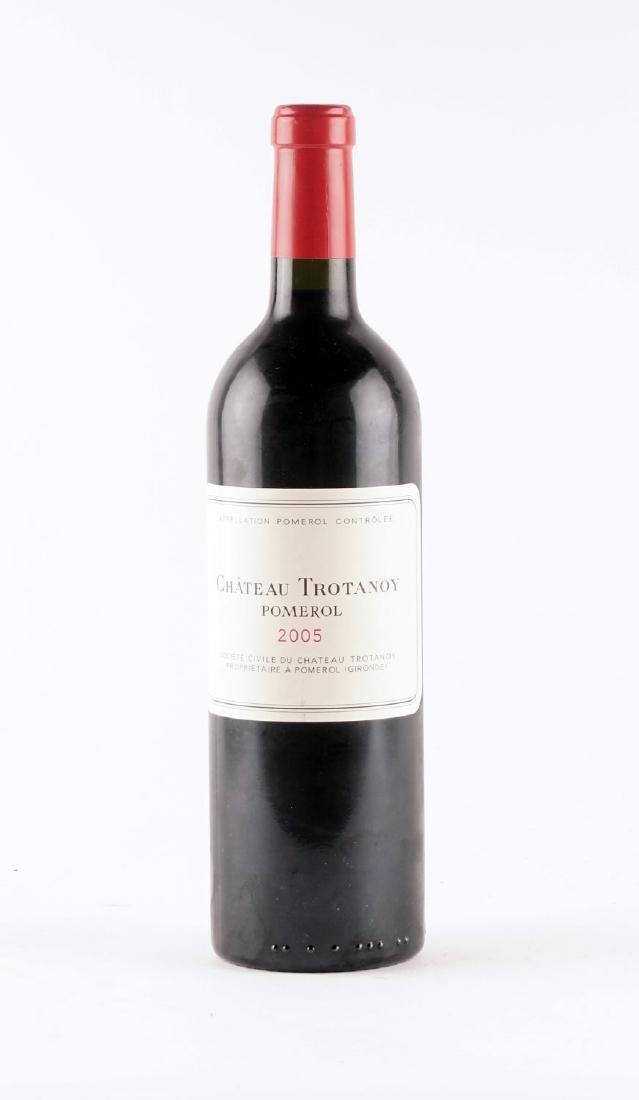 Château Trotanoy 2005 - 1 bouteille