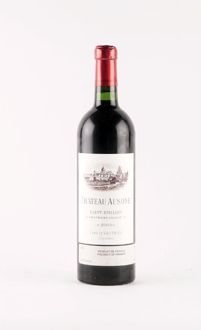 Château Ausone 2003 - 1 bouteille