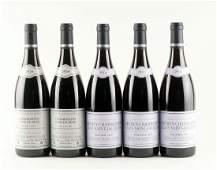 Slection de Vins par Bruno Clair  5 bouteilles