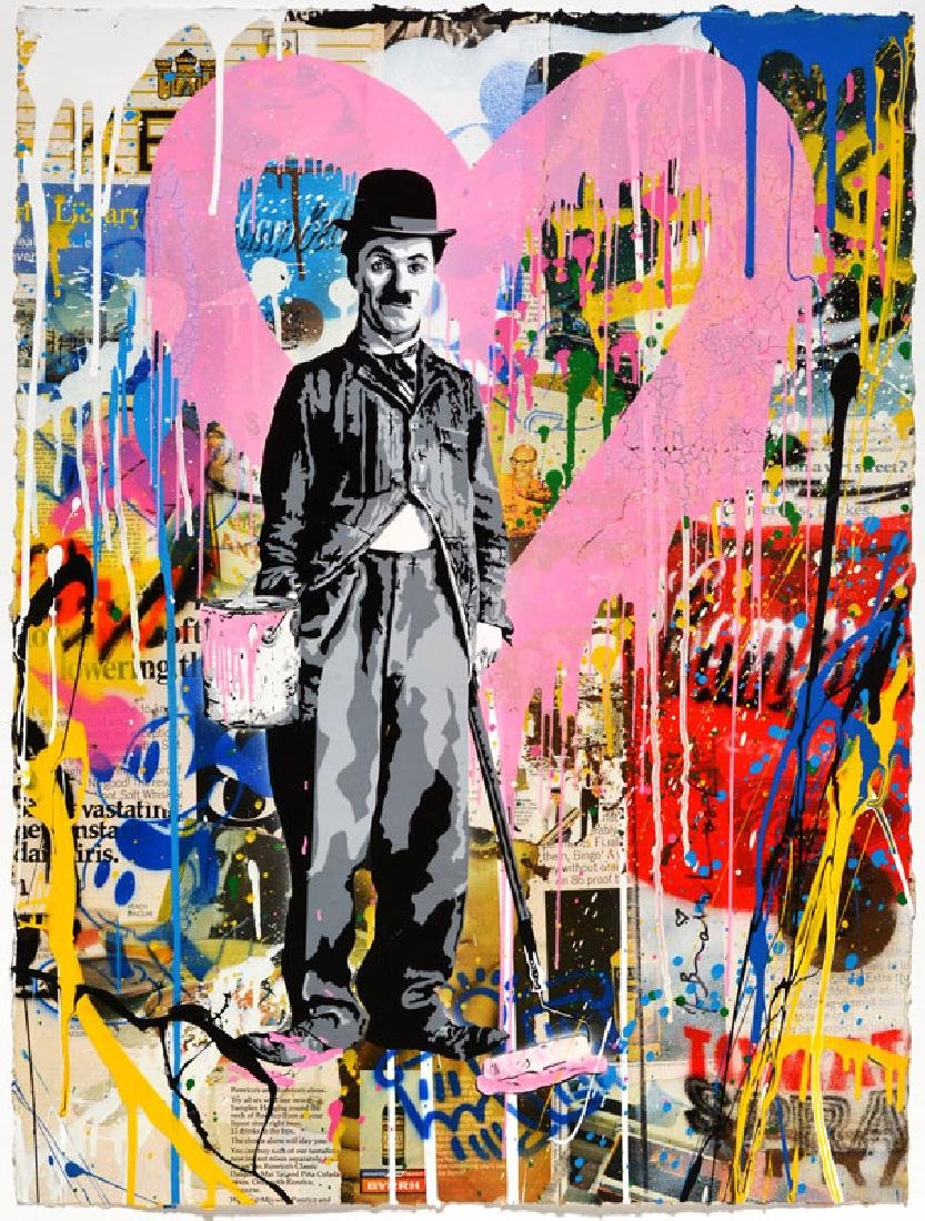 MR BRAINWASH (Thierry Guetta, dit) (1966-)