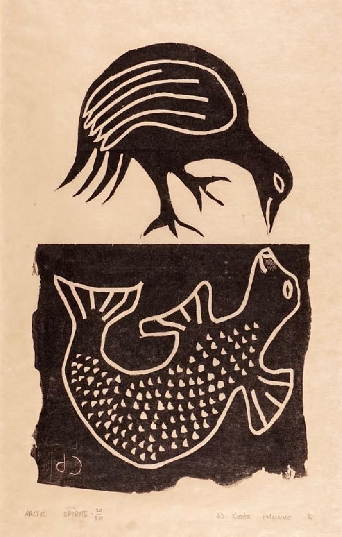MUNNO, Kootoo (1952-)