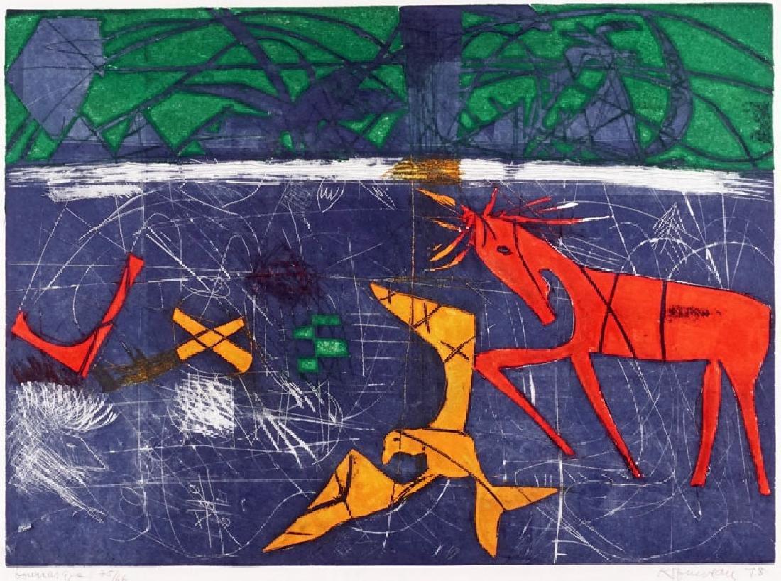 BRUNEAU, Marguerite Kittie (1929-)