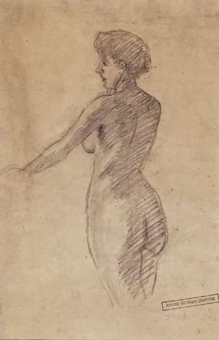 DELFOSSE, Georges Marie-Joseph (1869-1939)