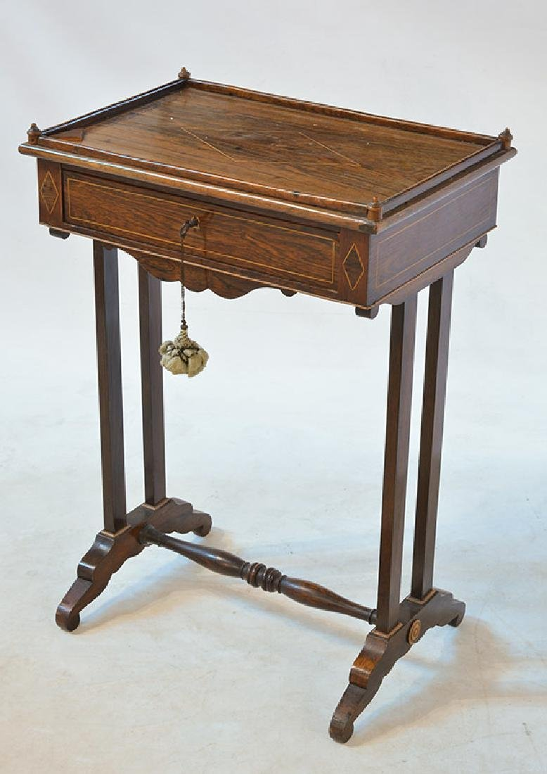 CHARLES X PERIOD SIDE TABLE