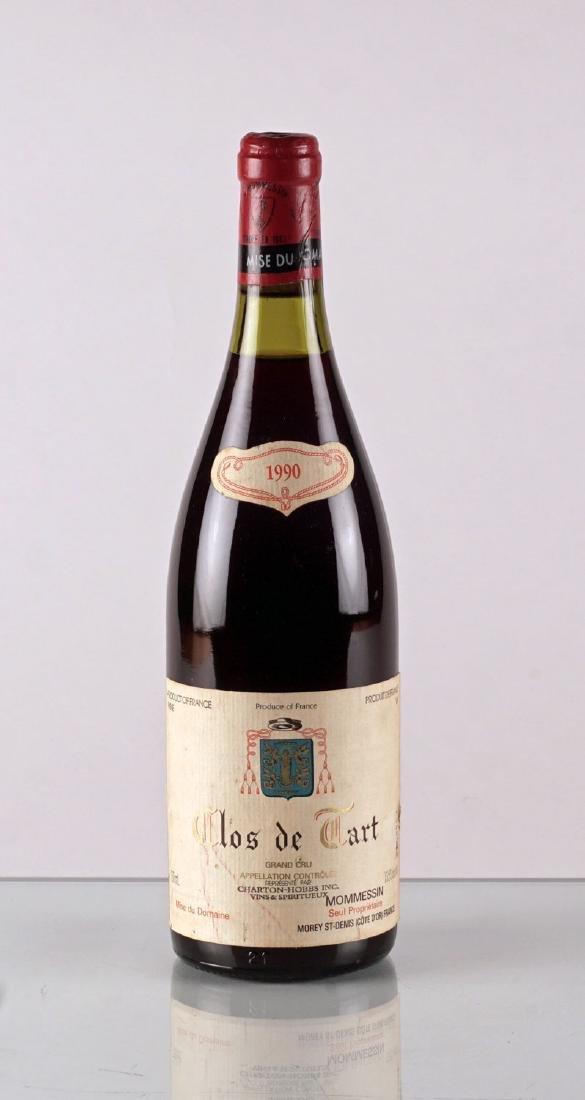 Clos de Tart 1990 - 1 bouteille