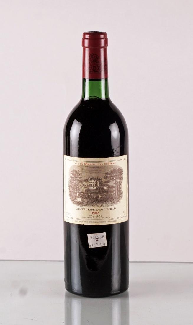 Château Lafite-Rothschild 1982 - 1 bouteille