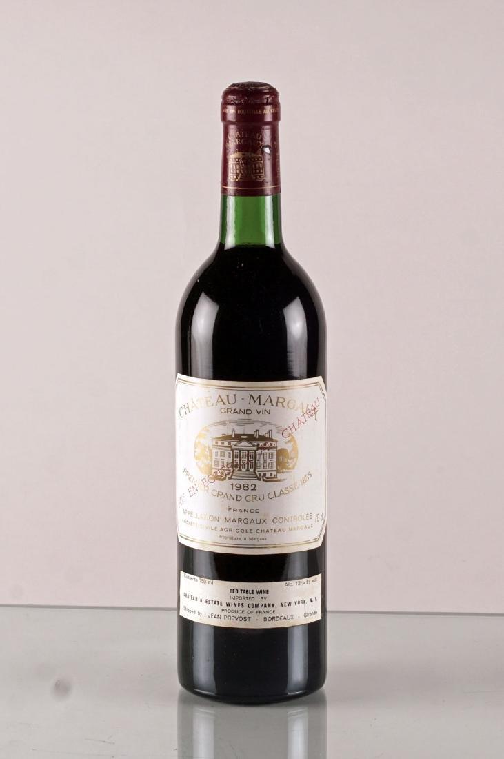 Château Margaux 1982 - 1 bouteille
