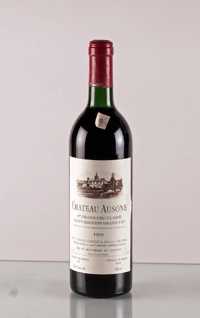 Château Ausone 1988 - 1 bouteille