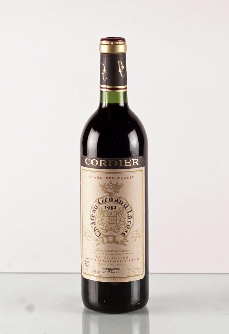 Château Gruaud Larose 1982 - 1 bouteille