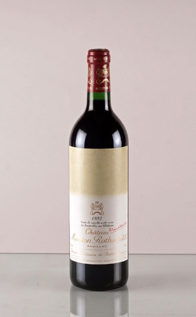 Château Mouton Rothschild 1993 - 1 bouteille