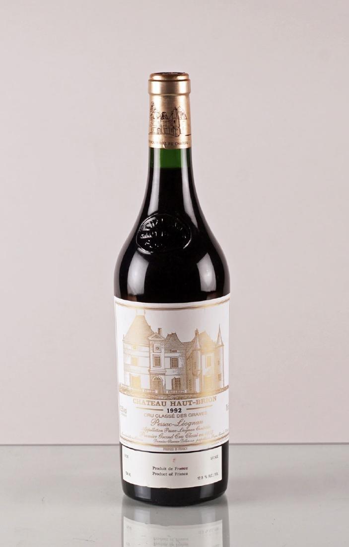 Château Haut-Brion 1992 - 1 bouteille