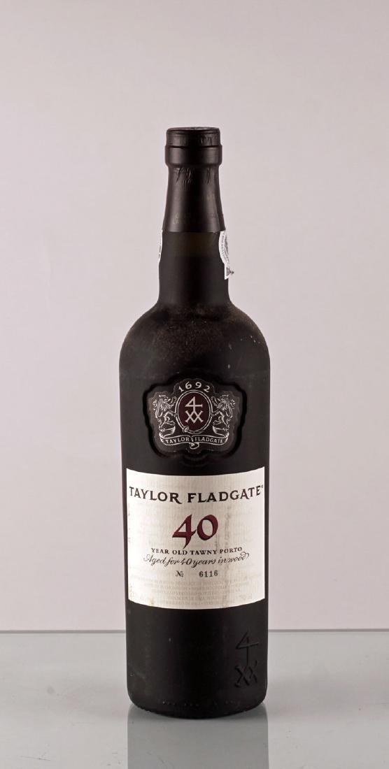 Taylor Fladgate 40 ans d'âge - 1 bouteille