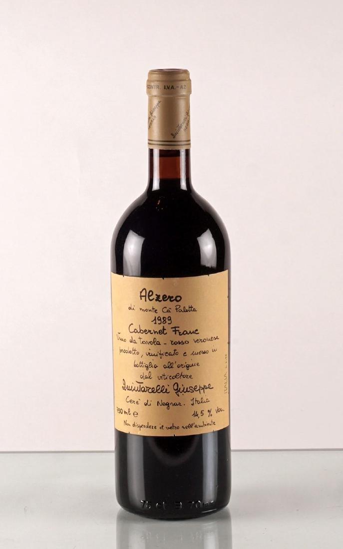 Alzero 1989, Giuseppe Quintarelli - 1 bouteille
