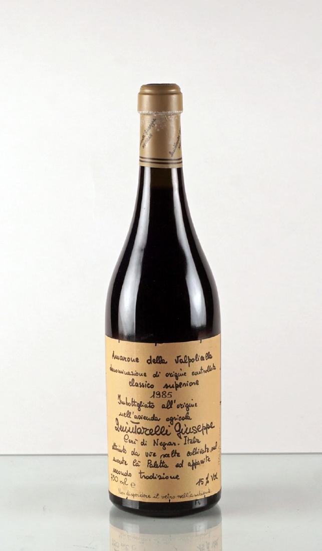 Amarone Della Valpolicella Classico Superiore 1985, G.