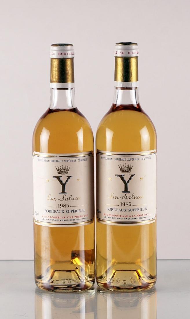 Y de Yquem 1985 - 2 bouteilles