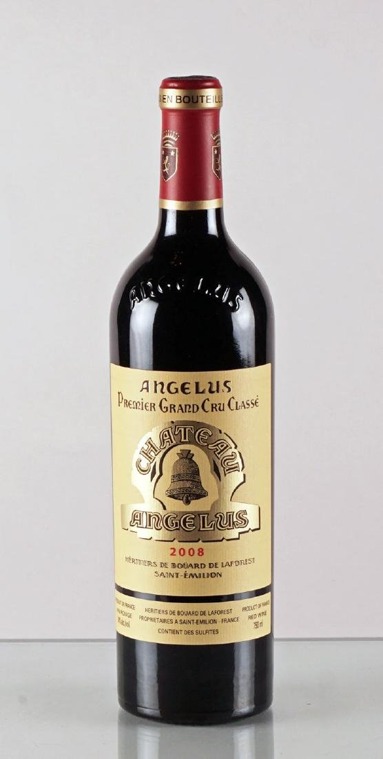 Château Angélus 2008 - 1 bouteille