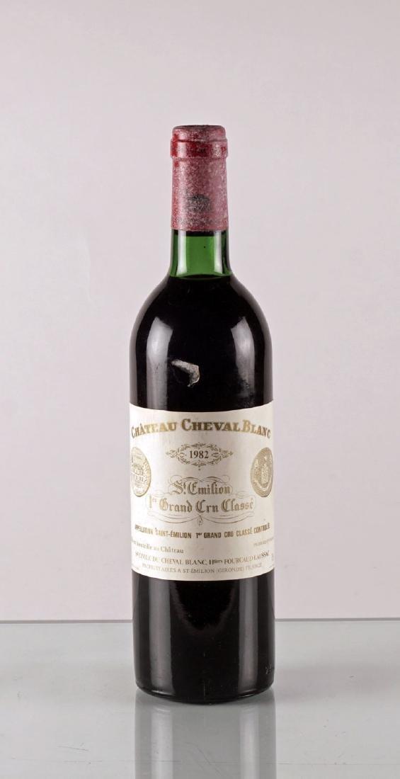 Château Cheval Blanc 1982 - 1 bouteille