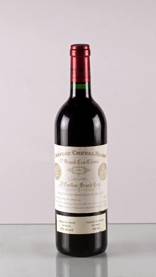 Château Cheval Blanc 1995 - 1 bouteille