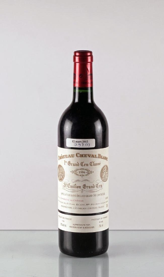Château Cheval Blanc 1996 - 1 bouteille