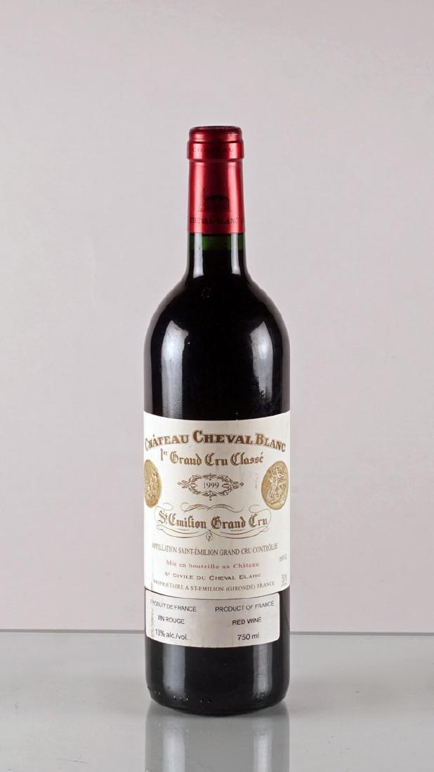 Château Cheval Blanc 1999 - 1 bouteille