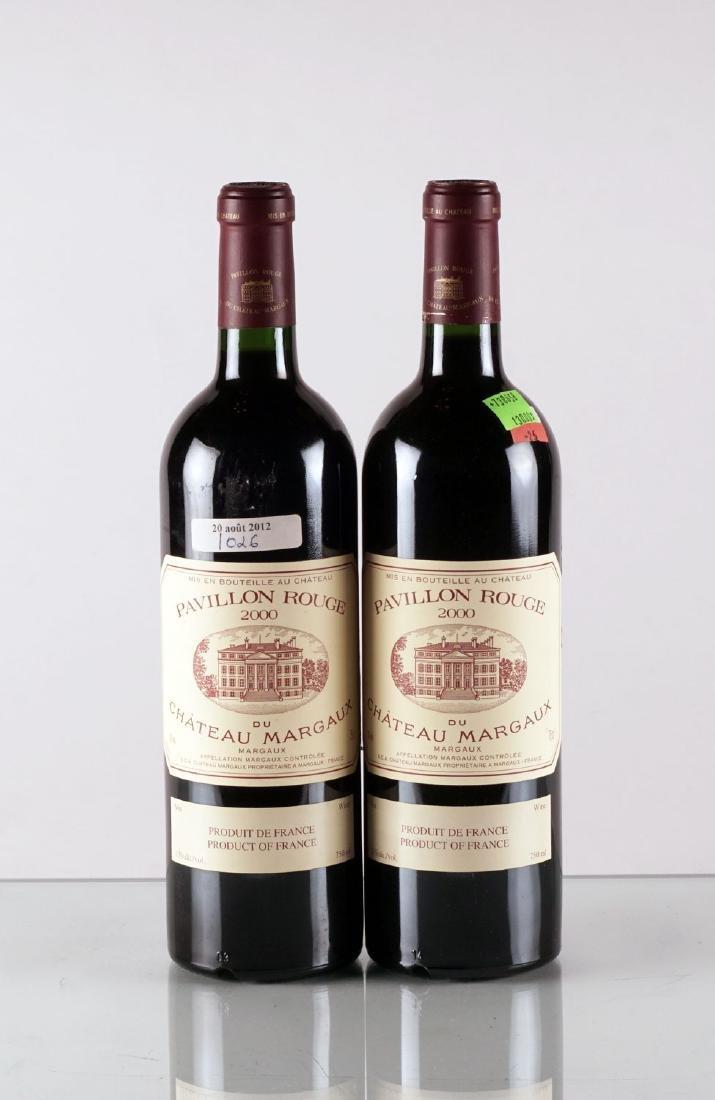 Pavillon Rouge du Château Margaux 2000 - 2 bouteilles