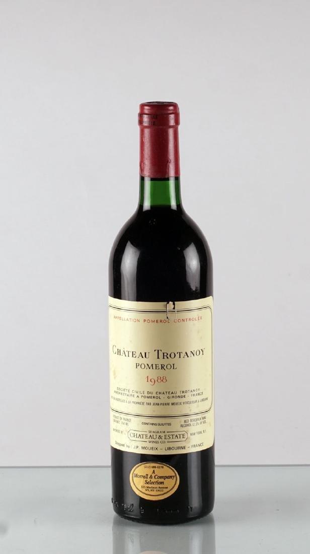 Château Trotanoy 1988 - 1 bouteille