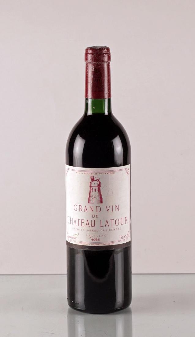 Grand Vin de Château Latour 1985 - 1 bouteille