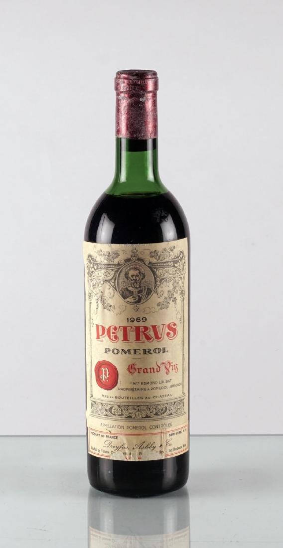 Pétrus 1969 - 1 bouteille