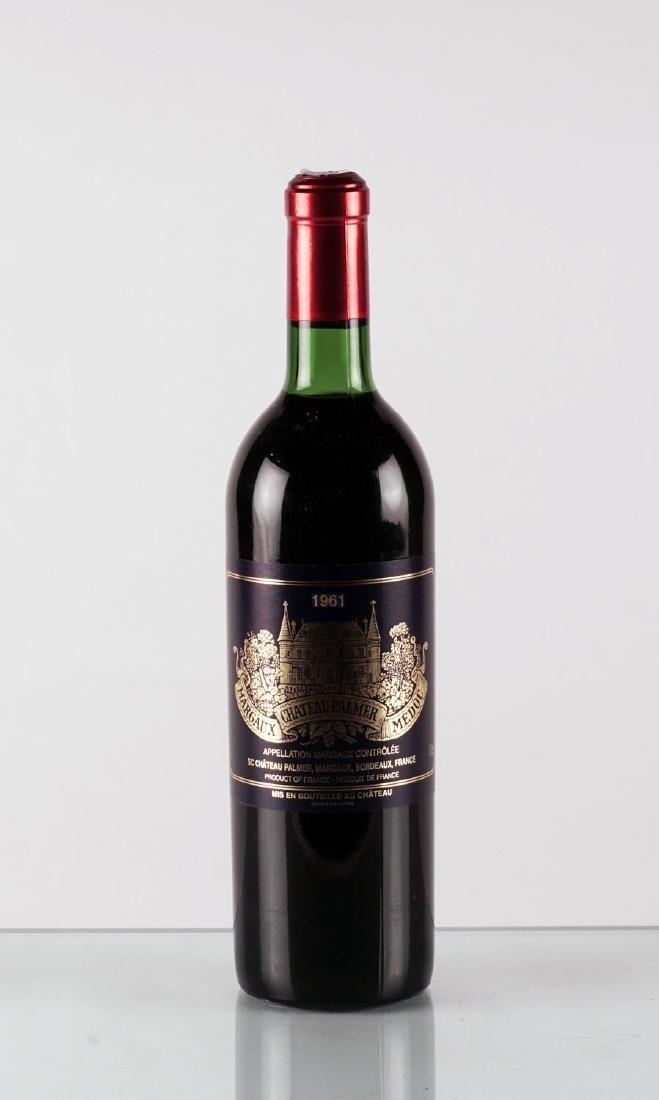 Château Palmer 1961 - 1 bouteille