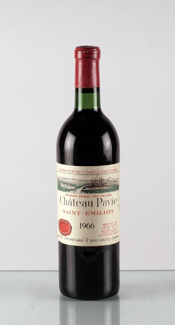 Château Pavie 1966 - 1 bouteille