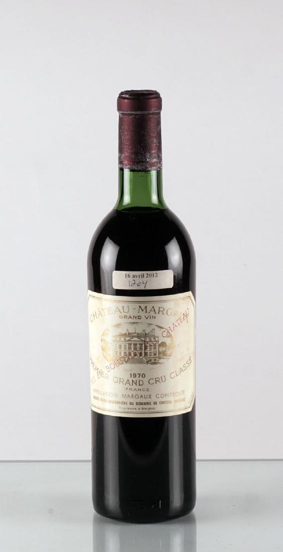 Château Margaux 1970 - 1 bouteille