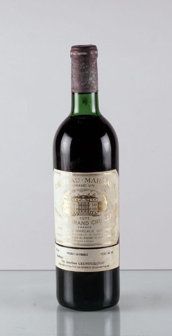 Château Margaux 1971 - 1 bouteille