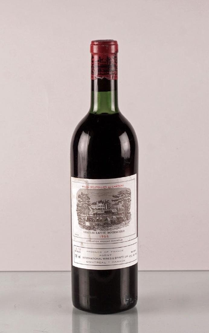 Château Lafite-Rothschild 1964 - 1 bouteille