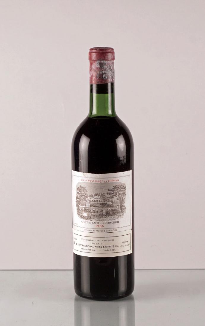 Château Lafite-Rothschild 1966 - 1 bouteille