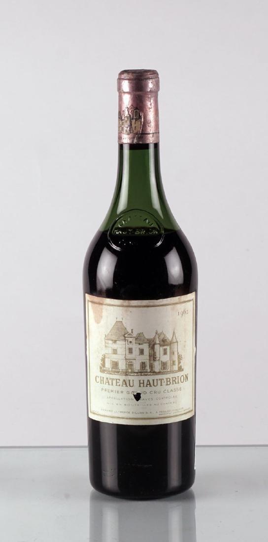 Château Haut-Brion 1962 - 1 bouteille