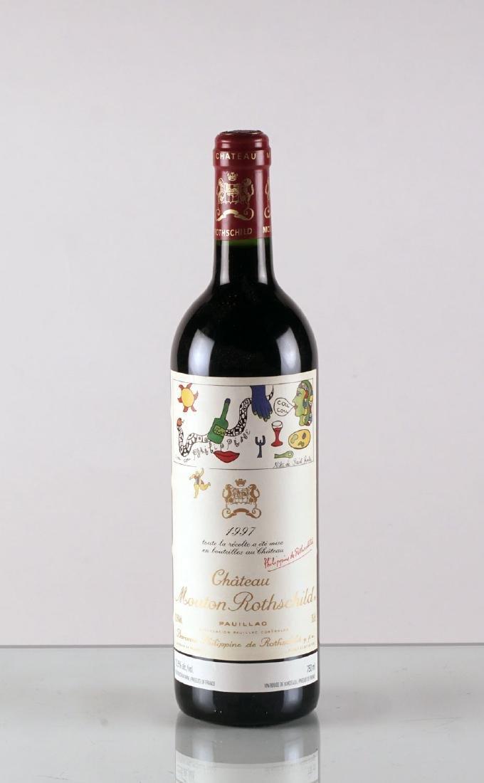 Château Mouton Rothschild 1997 - 1 bouteille