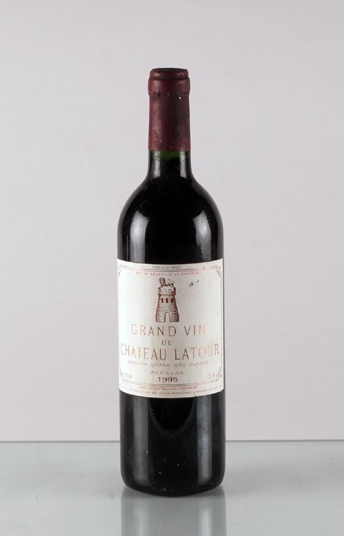 Grand Vin de Château Latour 1995 - 1 bouteille