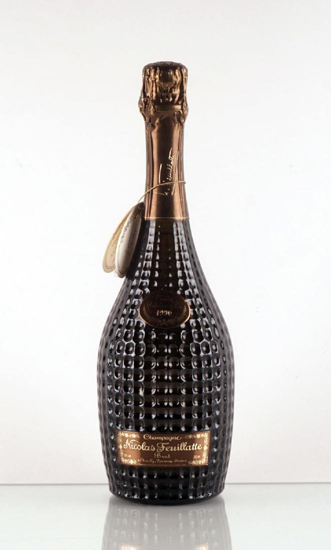 Champagne Nicolas Feuillate Cuvée Palme d'Or 1990 - 1