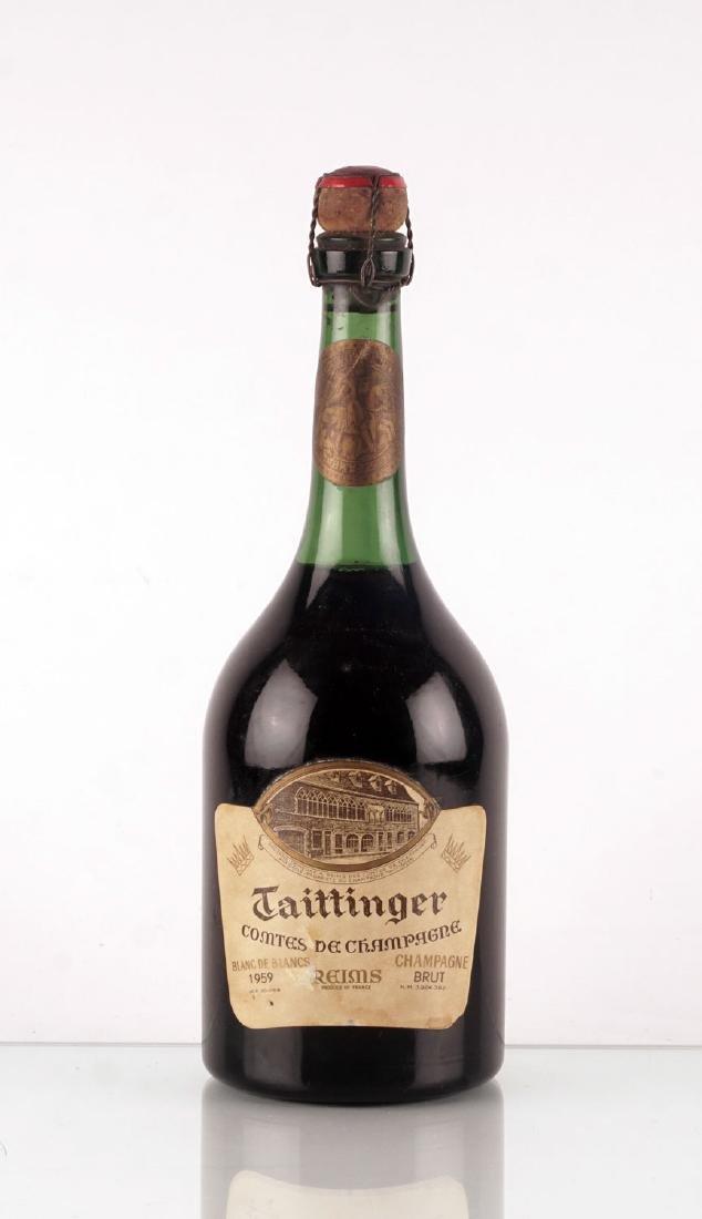 Taittinger Comtes de Champagne 1959 - 1 bouteille