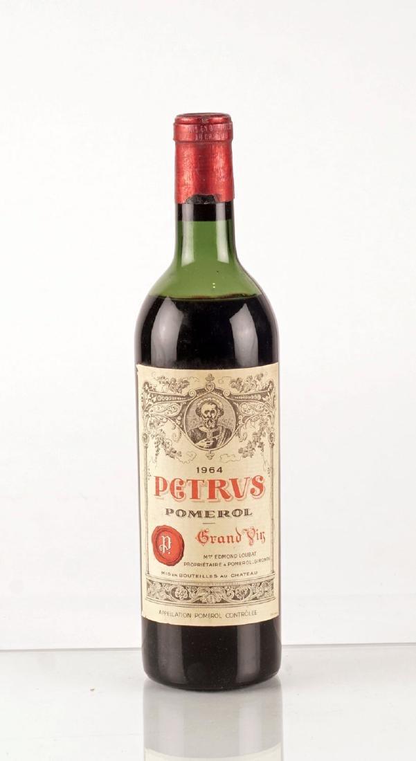 Pétrus 1964 - 1 bouteille