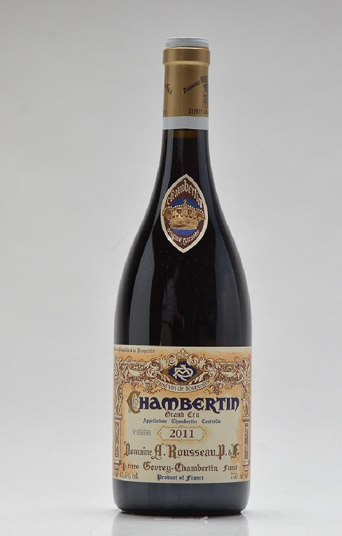 Chambertin Grand Cru 2011, Armand Rousseau - 1