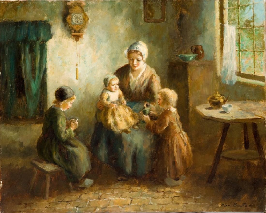BOUTER, Cornelis (1888-1966)
