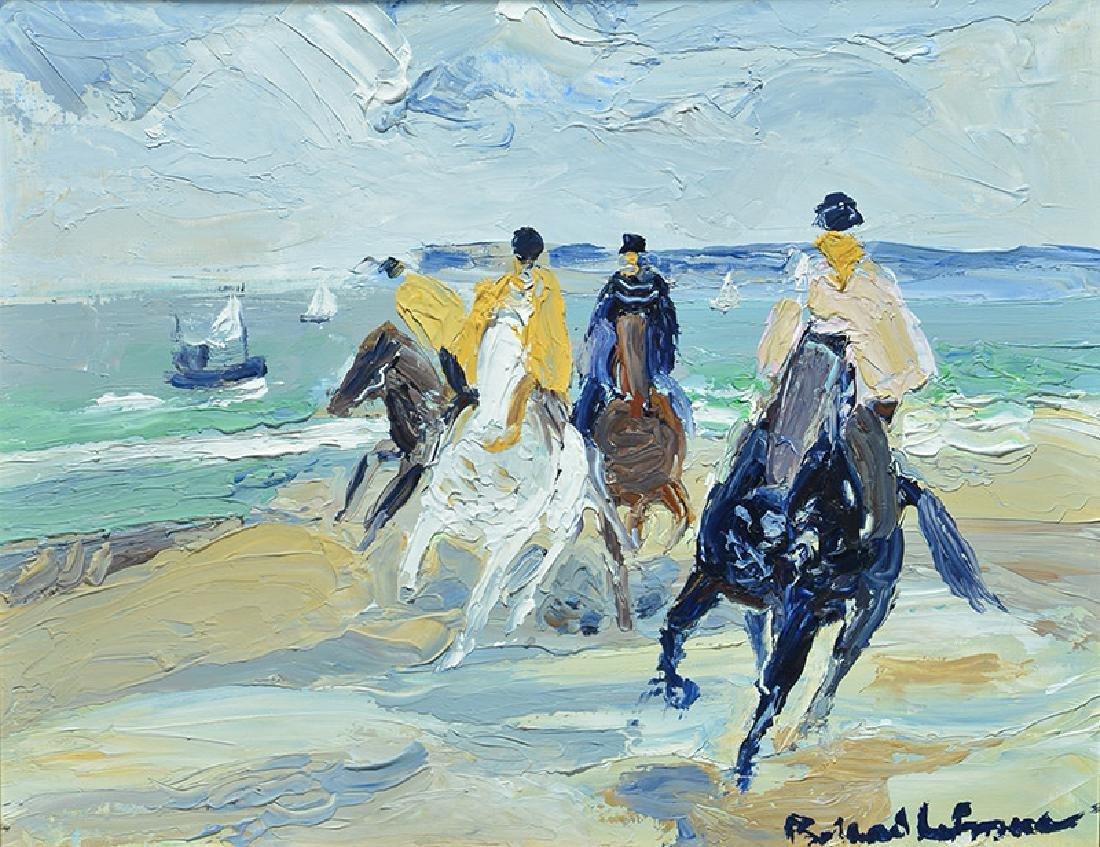 LEFRANC, Roland (1931-2000)