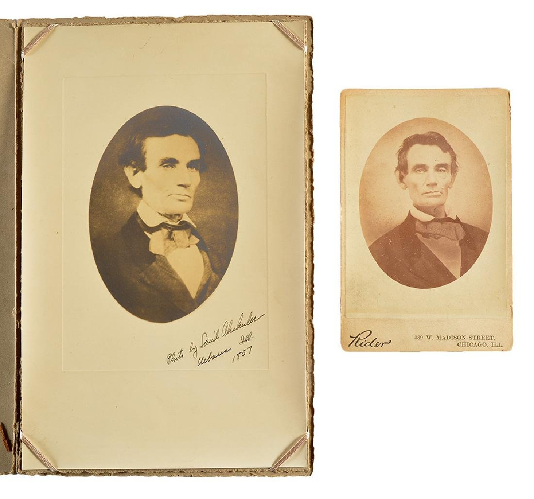 LINCOLN, Abraham (1809-1965)