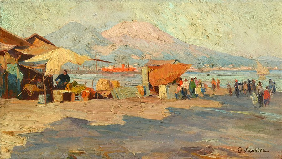LAPCHINE, Georges (1885-1950/51)